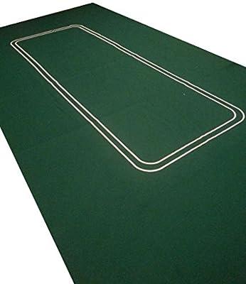 Misc Grand tapis de poker en feutre pour Texas Holdem 182 cm