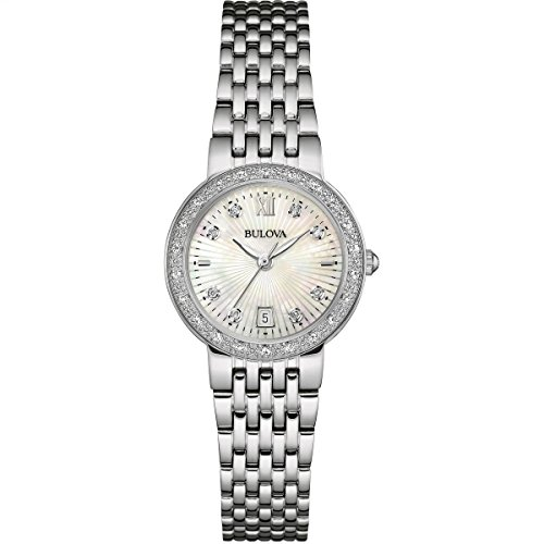Bulova 96W203 Ladies Classic Watch