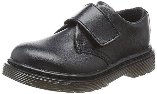 Dr. Martens Mädchen Kamron T Slip On Sneaker, Schwarz (Black 001), 22 EU (Doc Martens Mädchen Schuhe Für)