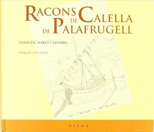 Descargar Libro Racons de calella de palafrugell (Fora de col·lecció) de Francesc Marcé i Sanabra