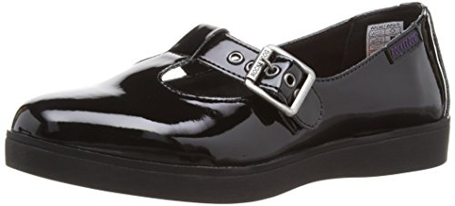 Rocket Dog Womens Elizabeth Ramones Patent PU Loafers Black 4 UK, 37...