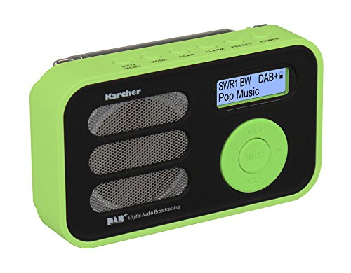 Karcher 2410 DAB+Digitalradio