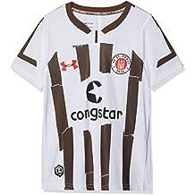 Under Armour Kids FC St. Pauli Away - Camiseta réplica para niños 12dacea4851