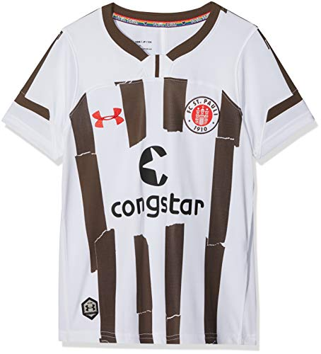 Under Armour Kids 191480584736 FC St. Pauli Away - Camiseta réplica 15eeaae46