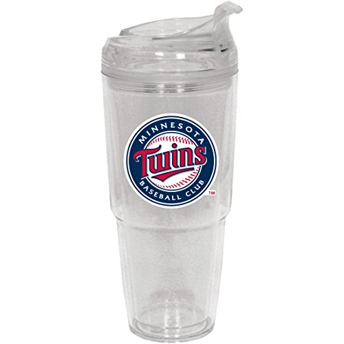 mlb-minnesota-twins-insulated-tumbler-with-patch-22-oz-white