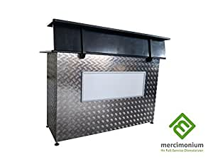 mobile cocktailbar k che haushalt. Black Bedroom Furniture Sets. Home Design Ideas
