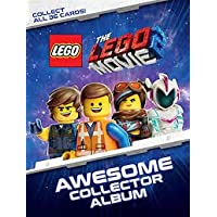 LEGO Movie 2 Awesome Collector Album Includes a Special VIP Trading Card