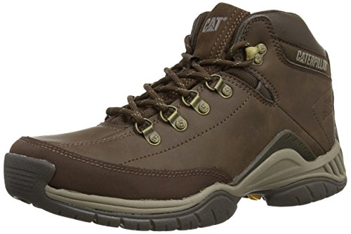 Cat - Scarpe da escursionismo, Uomo, Marrone (Brown (Guacho)), 43 (9 UK)