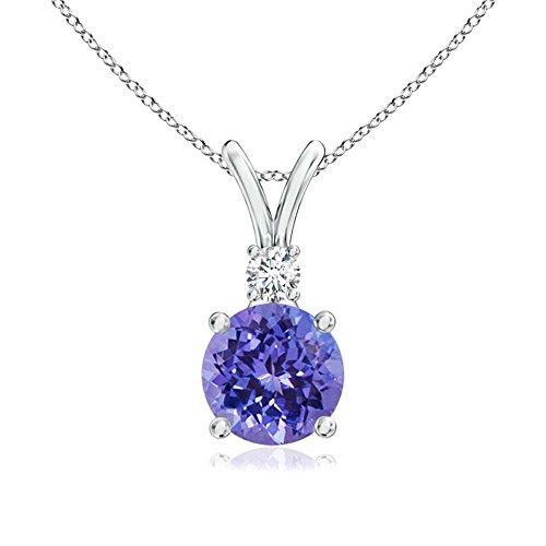 silvernshine-jewels-womens-120-ct-runde-tansanit-v-bail-anhanger-mit-sim-diamant-in-14k-weissgold-fn
