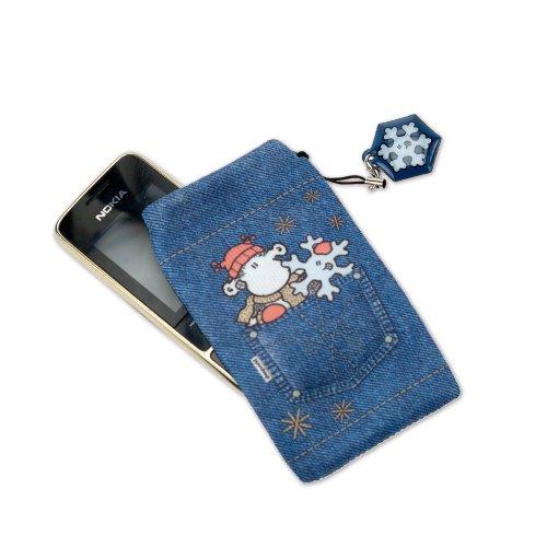 Sheepworld 49402 SOX BLUE WOOL -