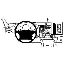 Brodit ProClip 854190 Staffa per auto ad incastro, Angled mount