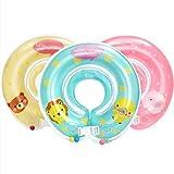 Gold Being anello gonfiabile salvagente per il collo di aiuto al galleggiamento gonfiabile in diversi colori per bambino bambini bambino infantile