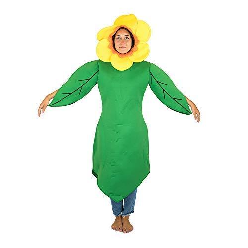 Bodysock® Blume Kostüm (Für Blume Erwachsene Halloween-kostüme)