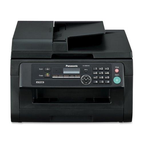 Panasonic KX-MB2010 Multifunction Laser Printer (Print / Copy / Scan / Network Ready)