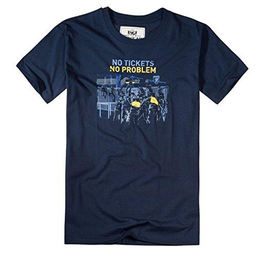 PG Wear Tickets No Problem T-Shirt Navy