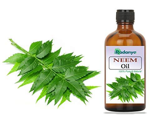 RADANYA Neem Ätherische Öle 100% Reine Natürliche Aromaöle 3Ml-1000Ml