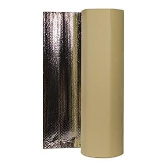15x 1,05m Thermo-Isolationsfolie, selbstklebend, ideal für Wohnmobil, Wohnwagen, Garage, Gewächshaus
