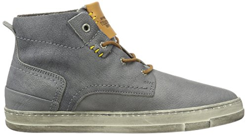 Yellow Cab Seal M, Bottines non doublées homme Gris