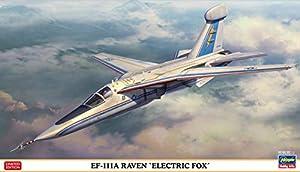 Hasegawa HA02300 1:72 EF-111A Raven Zorro eléctrico, Multi