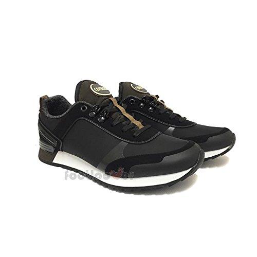 Colmar TRAVIS SKIN 033 Sneaker Homme Noir 45