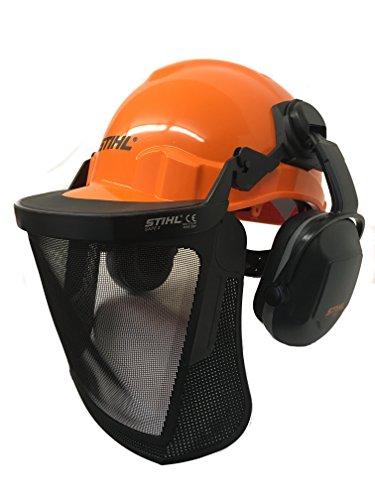Stihl Basic Function mit Helm Forstwirtschaft Gesichts- und Gehörschutz