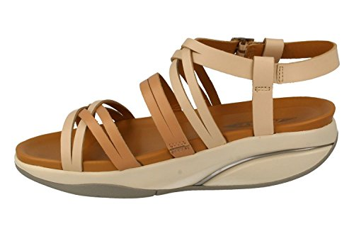 MBT Sandal Kiva 700880-664 W Brown Beige