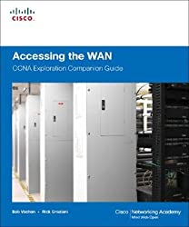 (Accessing the WAN: CCNA Exploration Companion Guide [With CDROM]) By Vachon, Bob (Author) Hardcover on (04 , 2008)