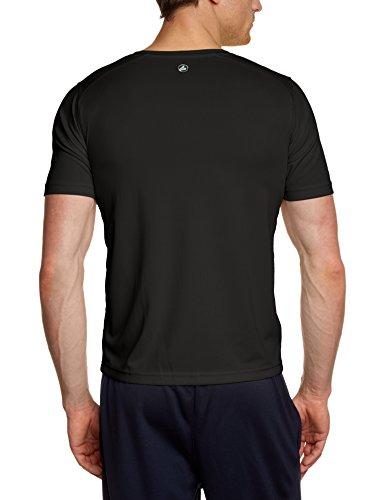 Jako Damen Run T-Shirt Schwarz