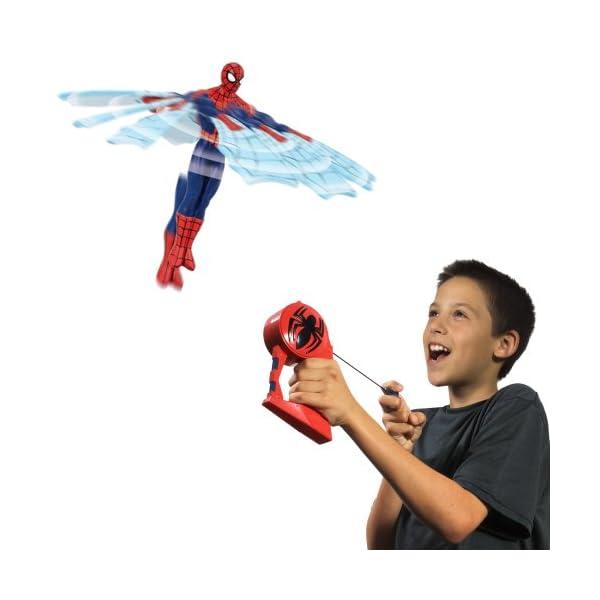 Flying Heroes - Juguete Volador Hulk (Bandai 52271) 5
