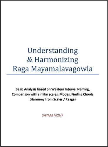 Understanding and Harmonizing Indian Ragas : Mayamalavagowla
