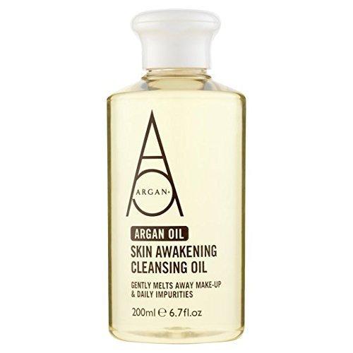 L'Huile D'ARGAN + Skin Awakening Huile nettoyante 200 ml