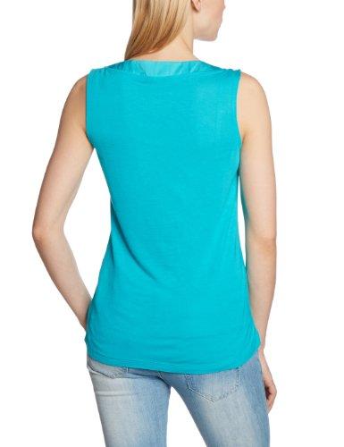 Vero Moda - Haut - Femme Bleu (Bluebird)