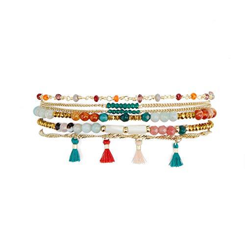 buy online 276c1 9baa9 Manchette Multicolore