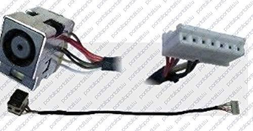 Desconocido Power DC Jack Desde España para HP COMPAQ G62-140 PJ230 !!! opcion Envio 24 Hrs