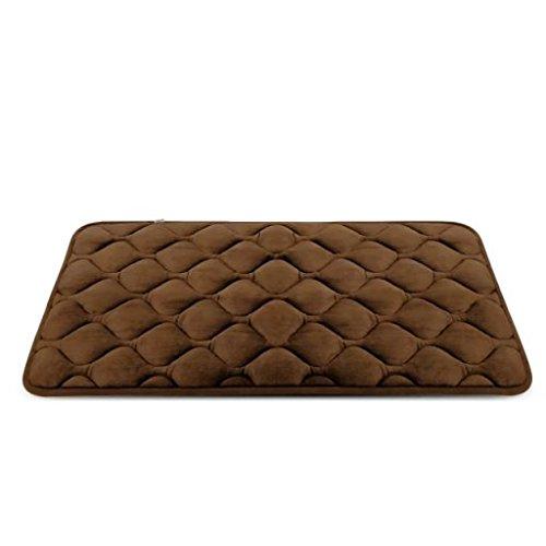 Soft-Dog-Bed-Mat-Luxury-Durable-Cushion-Fleece-Anti-slip-Machine-Washable-Pad-Coffee-Large-by-HeroDog