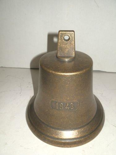 it Aufschrift 1843, zum Aufhängen innen außen, 21,5 cm ()