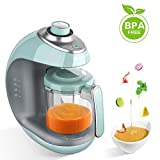 Maxkare Baby Food Maker | Meal Station with Toddlers with Steam, Blend, Chop