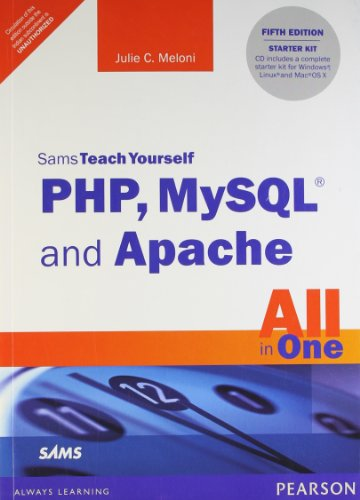 Sams Teach Yourself PHP MY SQL and Apach