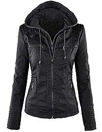 Ou acheter une veste en cuir femme