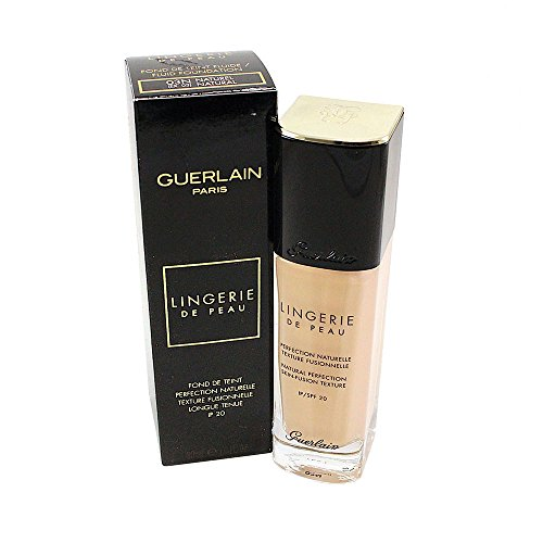 Guerlain Lingerie De Peau Natural Perfection Skin Fusion Texture Spf20 03N Naturel
