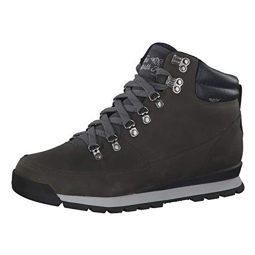 THE NORTH FACE Herren M B2b Redux Leather Trekking- & Wanderstiefel, Grau (Zinc Grey/Ebony Grey H73), 42 EU