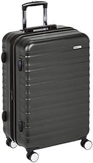 AmazonBasics Premium Hardside Spinner Luggage with Built-In TSA Lock