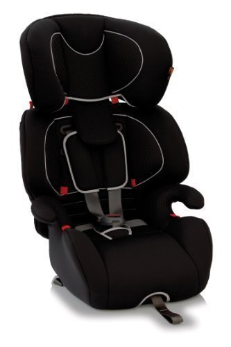 Gio Plus Autokindersitz Kindersitz schwarz Gr. I/II/III 9-36kg ECE 44/04