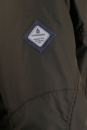 Didriksons Covert Women Jacket - Wintermantel OLIV