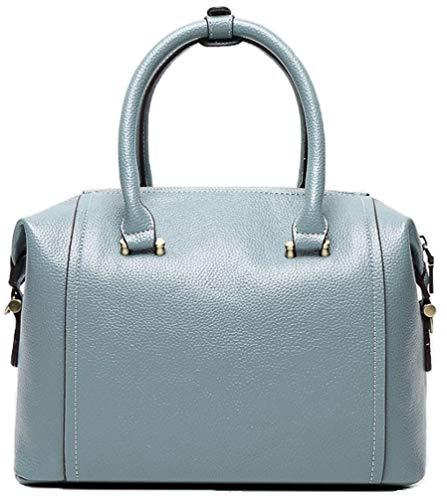 MARUYAMA Sporty Handbag, Shoulder Handbag Made of Synthetic Leather, MRB002  (Greyish Light Green 76c92397ba2