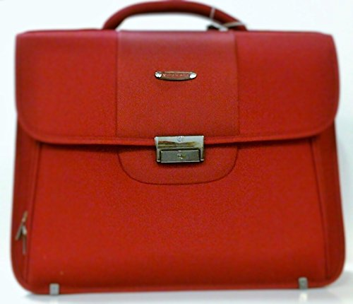 Roncato Cartella Easy Office Rosso Scuro 2 comp. porta pc 15.6""