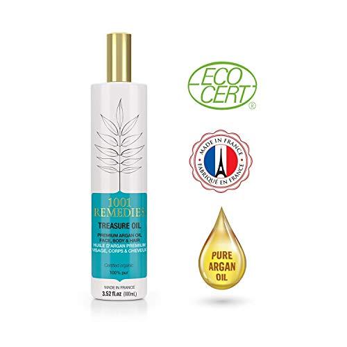 Huile d'Argan Premium - Treasure Oil - 1001 REMEDIES