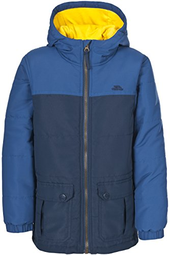 Trespass Grayson Boys Jacket - Navy Blau - navy