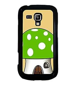 Printvisa Ultra Green Mushroom 2D Hard Polycarbonate Designer Back Case Cover for Samsung Gal...