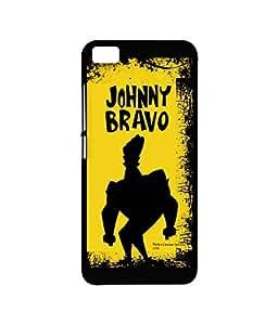 Johnny Bravo - Yellow Grunge - Case For Xiaomi Mi5